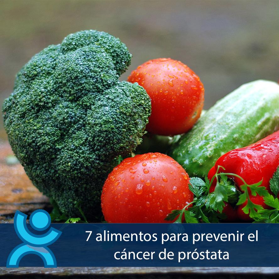 dieta post operacion prostata