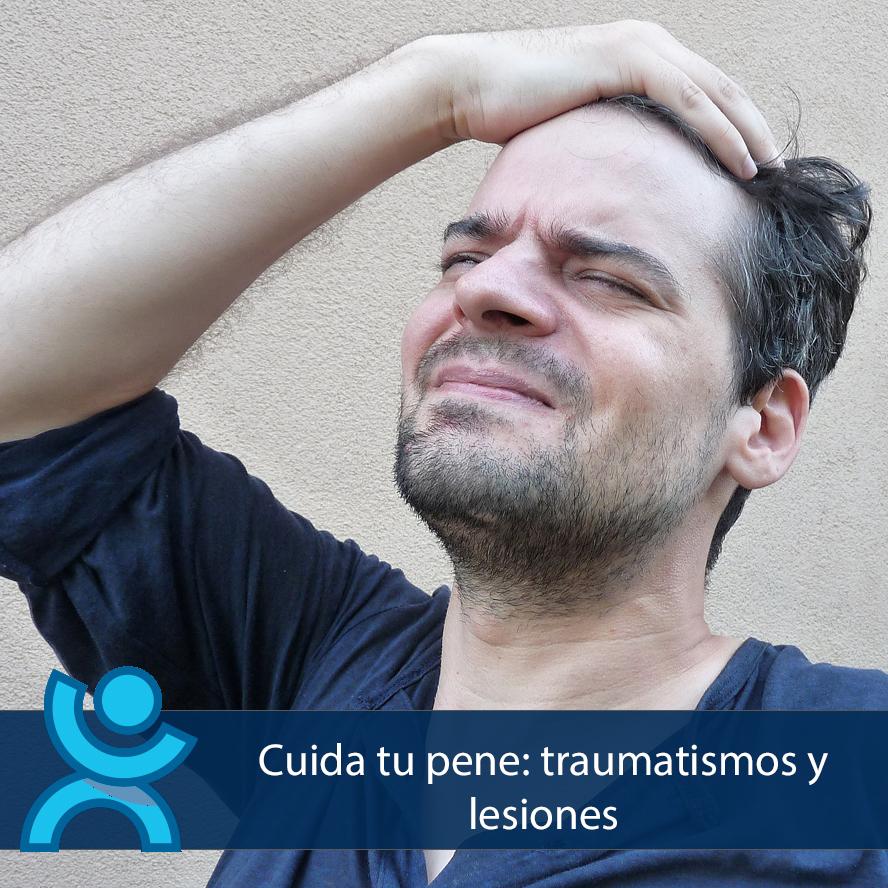 lesión en el pene puede causar prostatitis