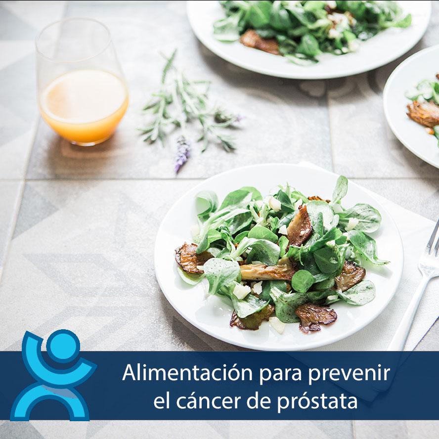 semillas de chia cáncer de próstata