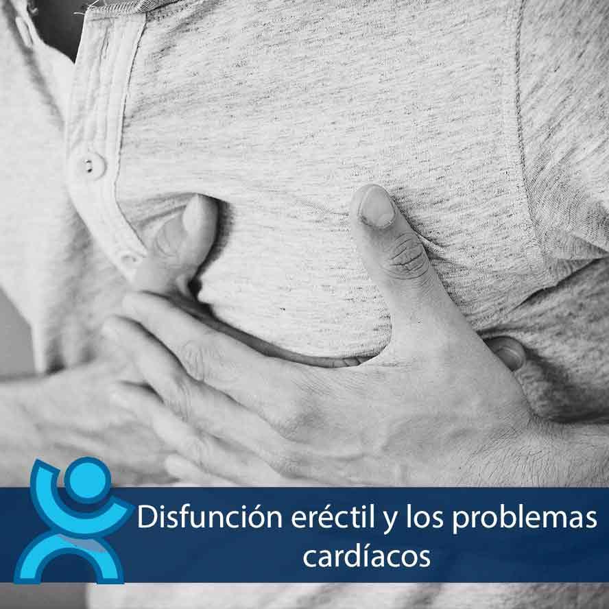 es una disfunción eréctil de enfermedad cardíaca