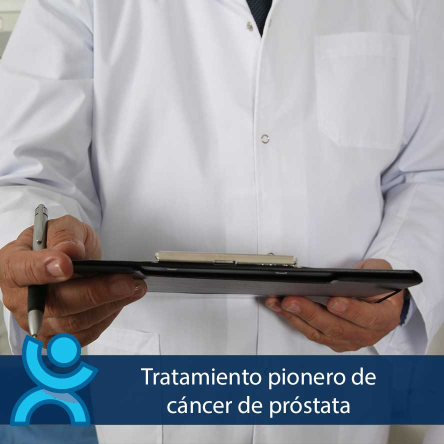 riesgos de trasplante renal por radiación de próstatas